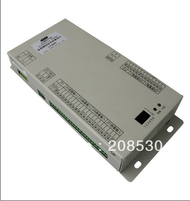 100% Refund /CE listed/ Analog to digital signal converter LF3070-f /32 way signal collection/input analog/output digital