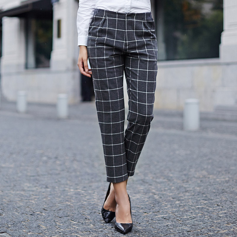 Popular Plaid Pant-Buy Cheap Plaid Pant lots from China Plaid Pant ...