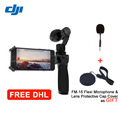 In Stock DJI OSMO+ Handheld 4K Camera OSMO Plus Stabilizer X3 Zoom Gimbal PK Feiyu Summon