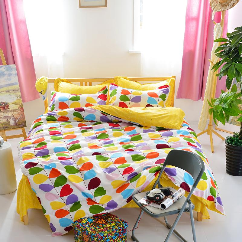 Bright Colored Twin Bedding Wholesale D Bedding Set