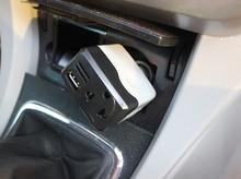 Dc12 / 24 В конвертер 220 В подключите адаптер питания поездки безопасности защита от всплесков напряжения питания универсальный автомобиль преобразователь питания путешествия адаптеры