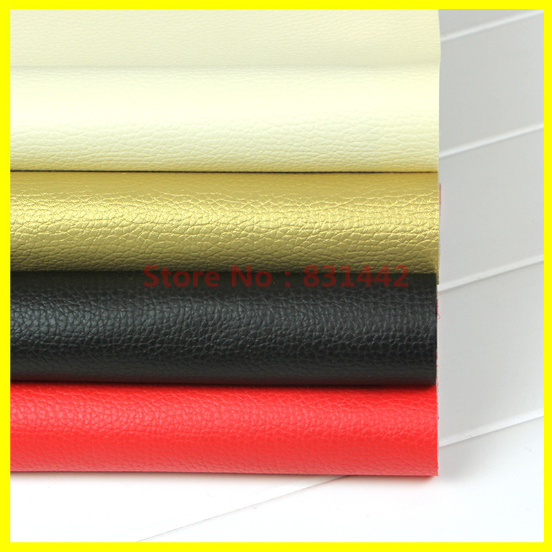 Waterproof PU leather faux leather fabric textiles eco synthetic leather upholstery for furniture car seat chair sofa decorative(China (Mainland))