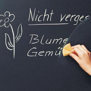 Blackboard stickers child room furniture stickers doodle blackboard dustless chalk