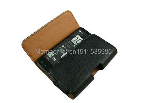 Leather Case For BlackBerry Storm 9500(China (Mainland))
