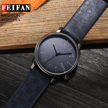Buy Quartz Watches Men 2016 FEIFAN Brand Luxury Wristwatches Male Clock Leather Wrist Watch Business Fashion Casual Dress Watches for $5.99 in AliExpress store