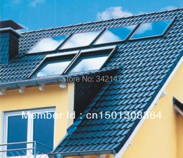 split pressure 400L solar water heater manufacturer /solar water heater collector(China (Mainland))