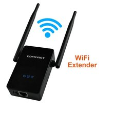 Buy Comfast Wireless WIFI Router Repeater 300M 2* 5dBi Wi-fi Range Extender Antenna Wi fi Signal Repeater 802.11N/B/G Roteador for $17.00 in AliExpress store