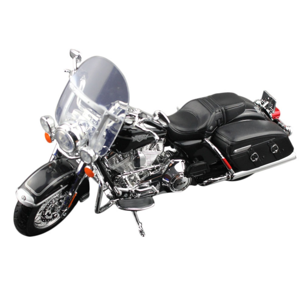 MAISTO 32322 1/12 Scale FLHRC Road King Classic Motorcycle Diecast Vehicles Model Toy Alloy Hobby C9T(China (Mainland))