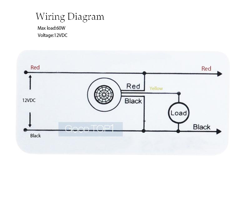 Light Switch Pir: ... New arrival 12V DC pir sensor switch,motion sensor light switch widely  used in lighting,Lighting