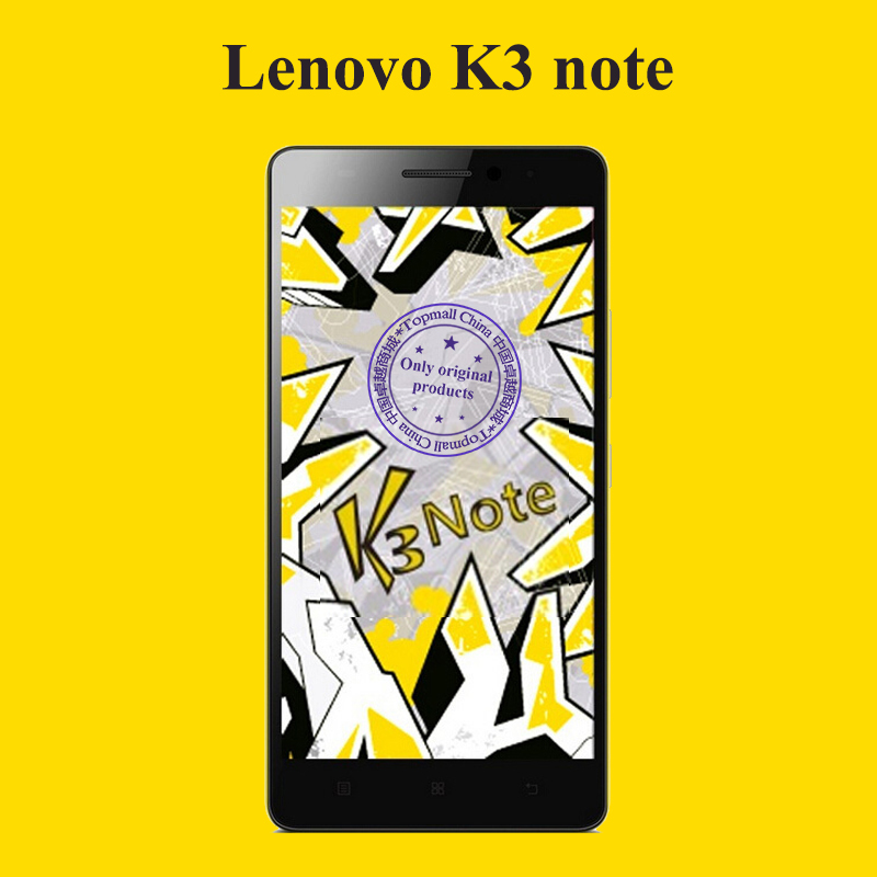 """Original Lenovo K3 Note 4G LTE Mobile Phone MTK6752 Octa Core 5.5"""" 1920x1080 Android 5.0 Lollipop 2GB RAM 13.0MP Topmall(China (Mainland))"""