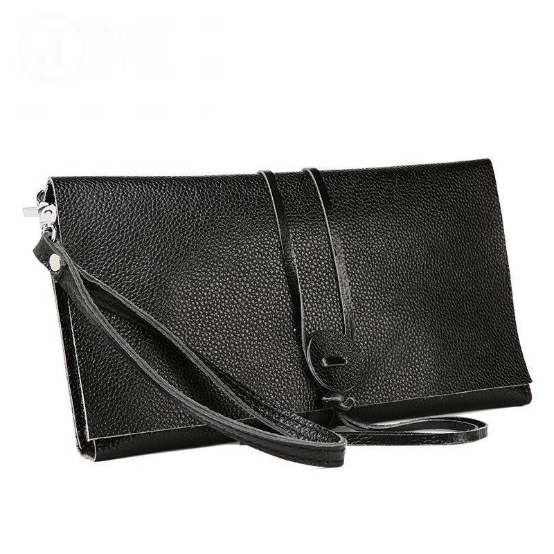 2016 New men wallets Casual men purse Clutch bag Brand leather wallet long design men bag gift for men<br><br>Aliexpress