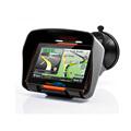 Fodsports brand 2016 Updated 256 RAM 8GB Flash 4 3 Inch Moto GPS Navigator Waterproof Motorcycle