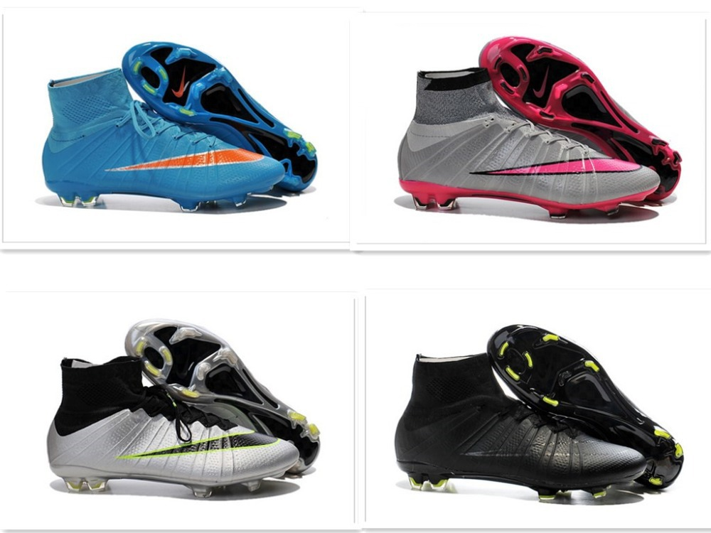 Outdoor Soccer Shoes High Tops