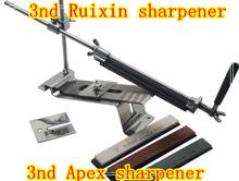 Ruixin Нож Apex Pro точилка для заточки система 4 точильный камень Наружной Двери, шлифовальных станков