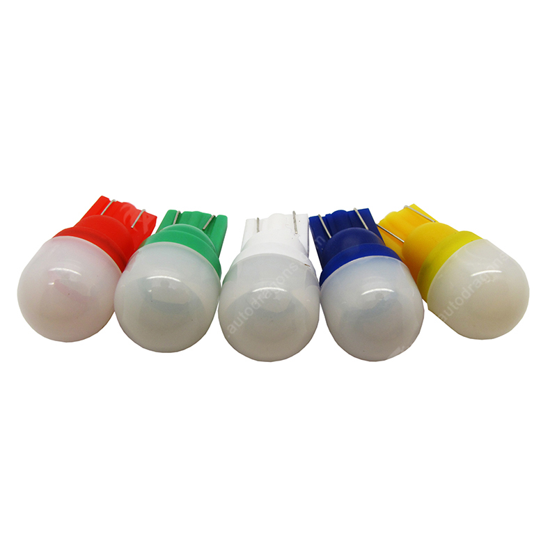 Hot selling in the Market Frosted Dome Pinball led light AC/DC 6.3V 194 555 W5W 2* 5630 SMD Pinball led lamp for Pinball machine(China (Mainland))