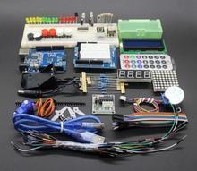 Buy Starter Kit arduino/ Step Motor /Servo/ 1602 LCD/ Breadboard/ jumper Wire/ UNO R3 KIT Free for $19.76 in AliExpress store