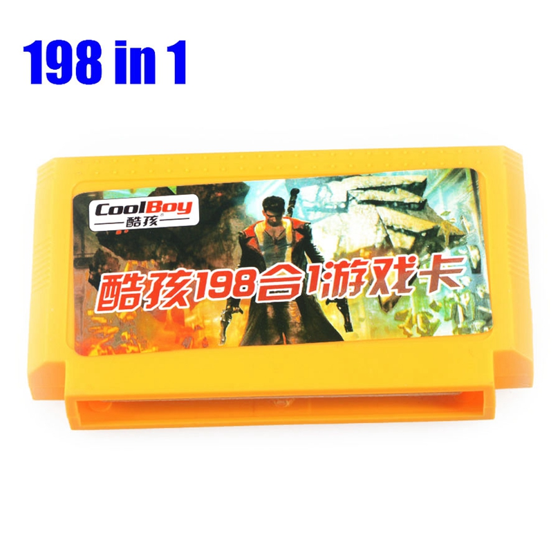High Quality new 8 bit game cartridge classical game card hot sale for D99 Free Shipping(China (Mainland))
