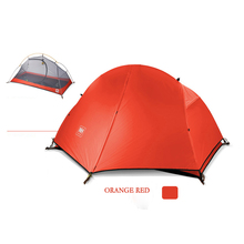 1 5KG naturehike ultralight tent 1 person outdoor camping hiking waterproof tents Single carpas plegables tenda