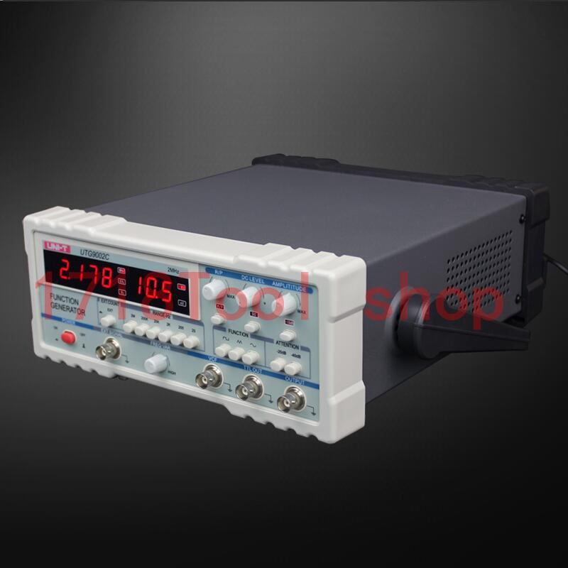 Free Shipping UNI-T UTG9002C General Function signal generator 2MHZ(China (Mainland))