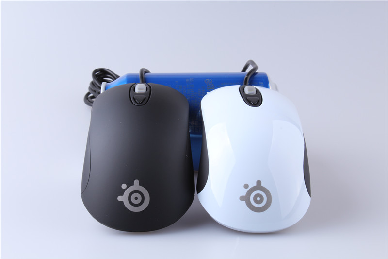 Steelseries Kinzu V2 V3 White Black Optical Gaming Mouse Mause 4000 DPI for laptop mac muis