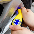Digital Car Tyre Air Pressure Gauge Meter Manometer Barometers Tester Tool Car Tire Tool For Auto