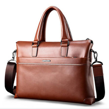 New style For Apple Laptop Bags 14″ Air Macbook pro Men Laptop Sleeve High quality Genuine leather