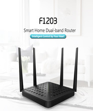 Buy Tenda ual Band 1200Mbps WIFI Router WIFI Repeater Tenda Wireless Router 4 Antenna WI FI Booster 802.11AC 2.4GHz&5.0GHz for $39.96 in AliExpress store