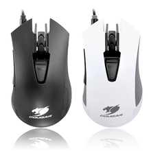 Buy Cougar 500M 4000DPI/CPI Professional Esport Mouse Gaming Mouse 6D Buttons Mouse/Mice LED Light USB Wired Mouse PC Computer for $57.99 in AliExpress store