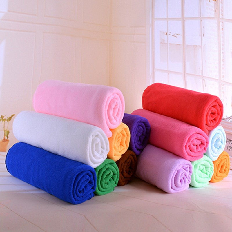 70x 140cm Bamboo Fiber Microfiber Quick Dry Towel Bath Shower Fiber Soft Super Absorbent Baby Bath Towel(China (Mainland))