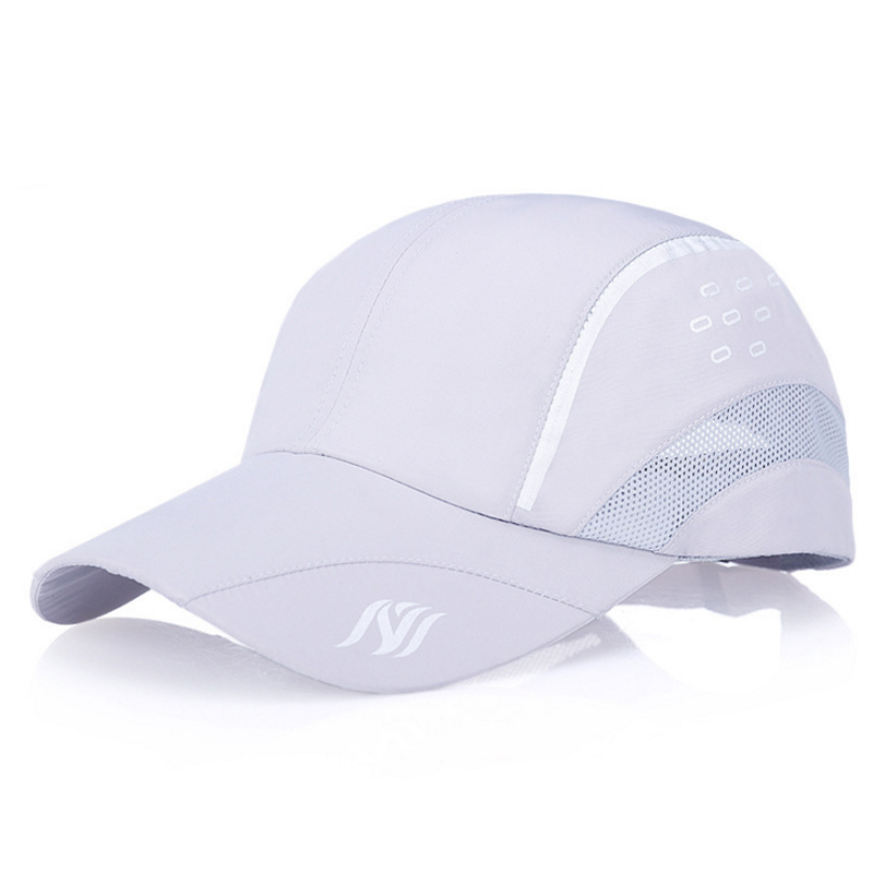 7 Colors Breathable Mesh Baseball Caps Casual Summer Sun Hat Quick Dry Solid Outdoor Casquette Snapback Cap AA308-CP308(China (Mainland))