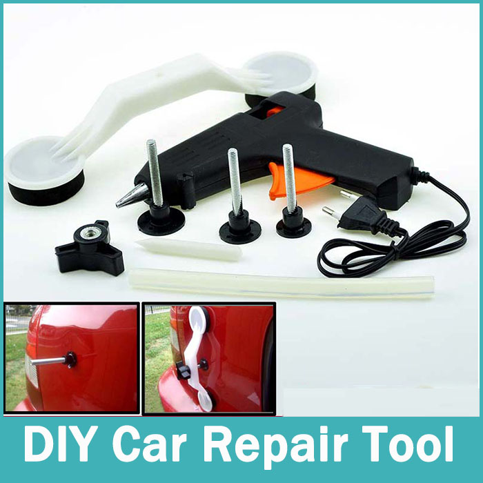 Free Shipping 2016 car auto repair tools Pops one Dent and Ding Repair Removal Tools DIY Car Repair<br><br>Aliexpress
