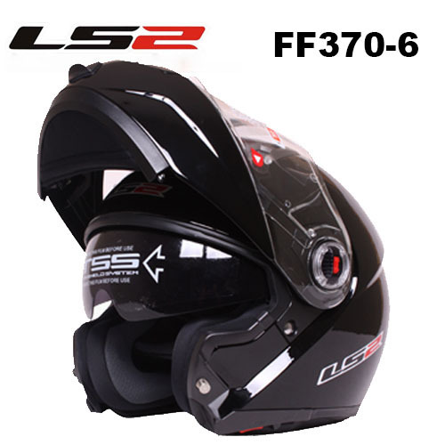 Free shipping New Helmets LS2 helmet motorcycle helmet LS2 FF370 latest version have bag 100% original many kinds of colors