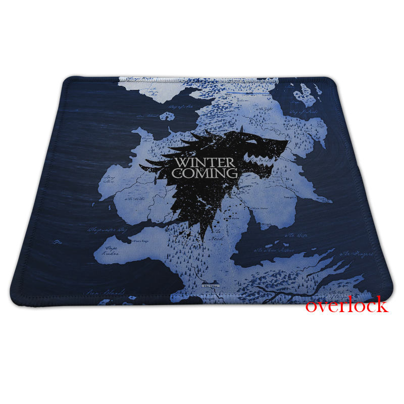 Hot sale Games Photo Throne Painting Gaming Rubber Mousepad Optical Notebook Computer Office Mice Play Mat(China (Mainland))