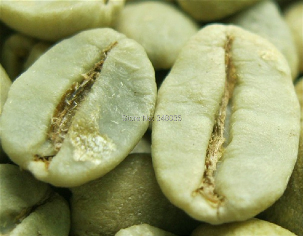 WEIGHT LOSS 1000g Brazil green coffee beans 100 Original High Quality natural beans organic food green