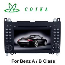 Quad Core Android 5.1 Head Unit Auto Radio DVD For Benz VW Crafter Sprinter Vito Viano W469 W906 W169 W245 GPS Navi BT Google 3G(China (Mainland))