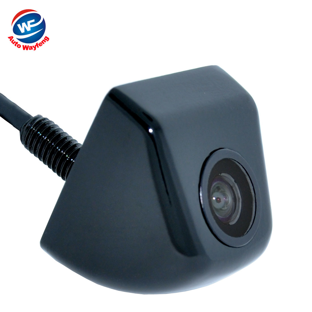 Car CCD Rearview Waterproof night vision Wide Angle Luxur car rear view camera reversing For Parking System Backup Camera(China (Mainland))