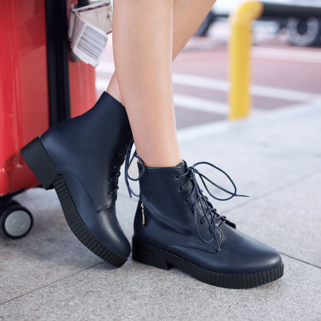 large size 32-43 freeshipping new fashion boots for women ankle boots women short boots women 4 color winter boots