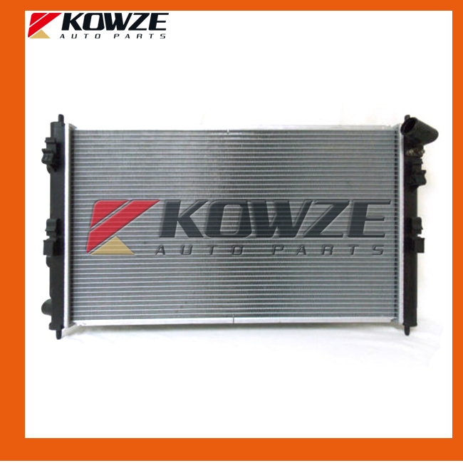 Radiator Water Cooling For Mitsubishi Ourlander Sport ASX Space Runner Lancer Delica 4B1 4A9 6B3 2006- MN156092 Quality B<br><br>Aliexpress