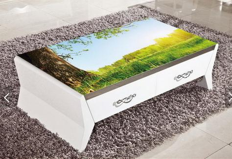 3d wallpaper mesa spring forest landscape tablecloth custom PVC non-silp wear smooth waterproof mesa(China (Mainland))