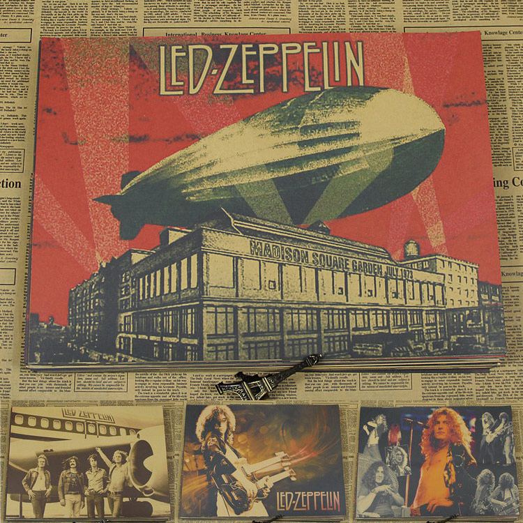 led zeppelin essay Jimmy page to re-release 'photographic autobiography' a photographic essay he personally created to tell such as led zeppelin playing an impromptu gig in.