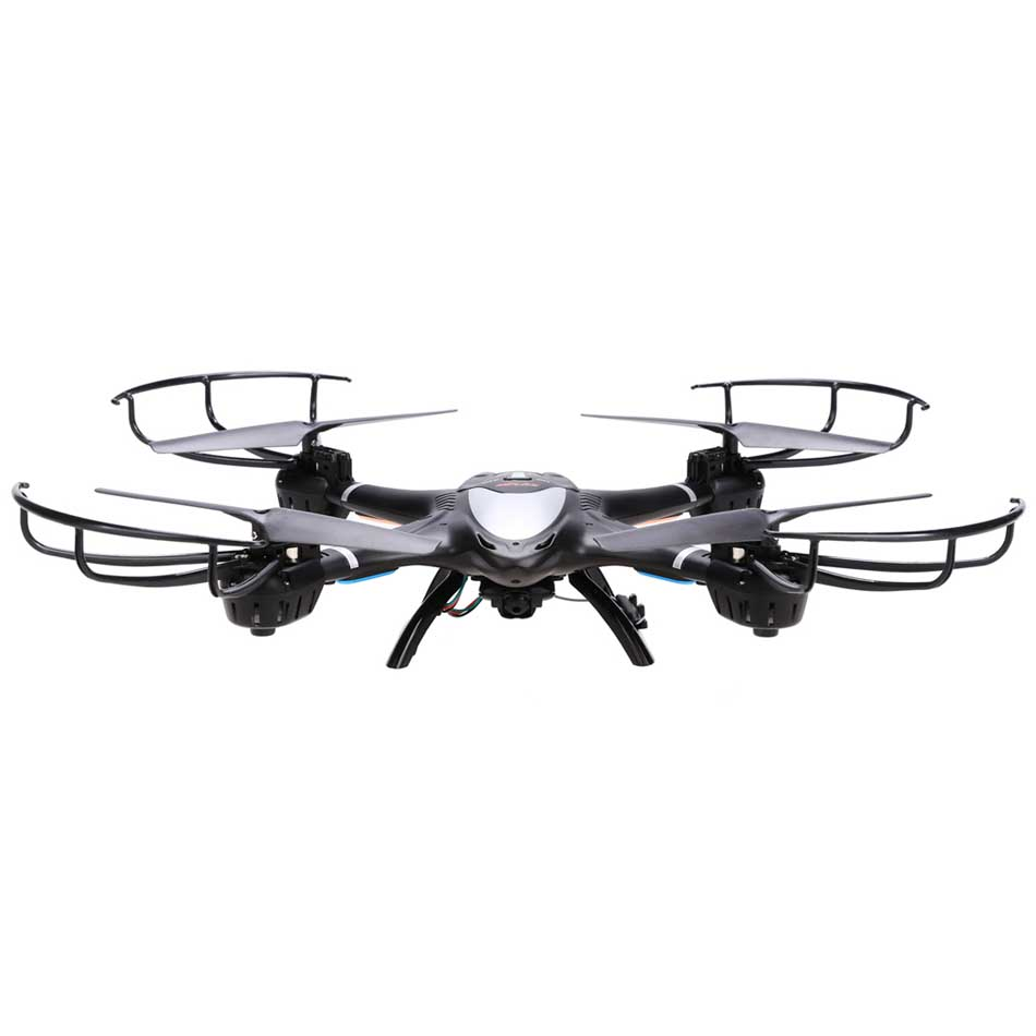 Фотография MJX X401H RC Quadcopter Drone Wireless HD Video Real-time WiFi FPV Camera Helicopter X-Series 2.4Ghz 6-axis Gyro RTF Kid Toy BD