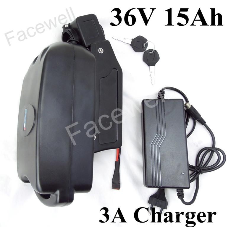 Батарея для электровелосипеда 36v 15ah 36 li/ion BMS 30A +