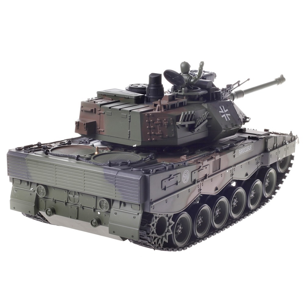 Yu Hang YH4101A RC Tank 4CH Remote Control Tank Model ...