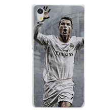 Cristiano Ronaldo CR7 Love Football Cover Case SONY Xperia Z Z1 Z2 MINI Z3 Z4 M2 M4 C3 C4 C5 T2 T3 Phone Cases - CiCi Art store