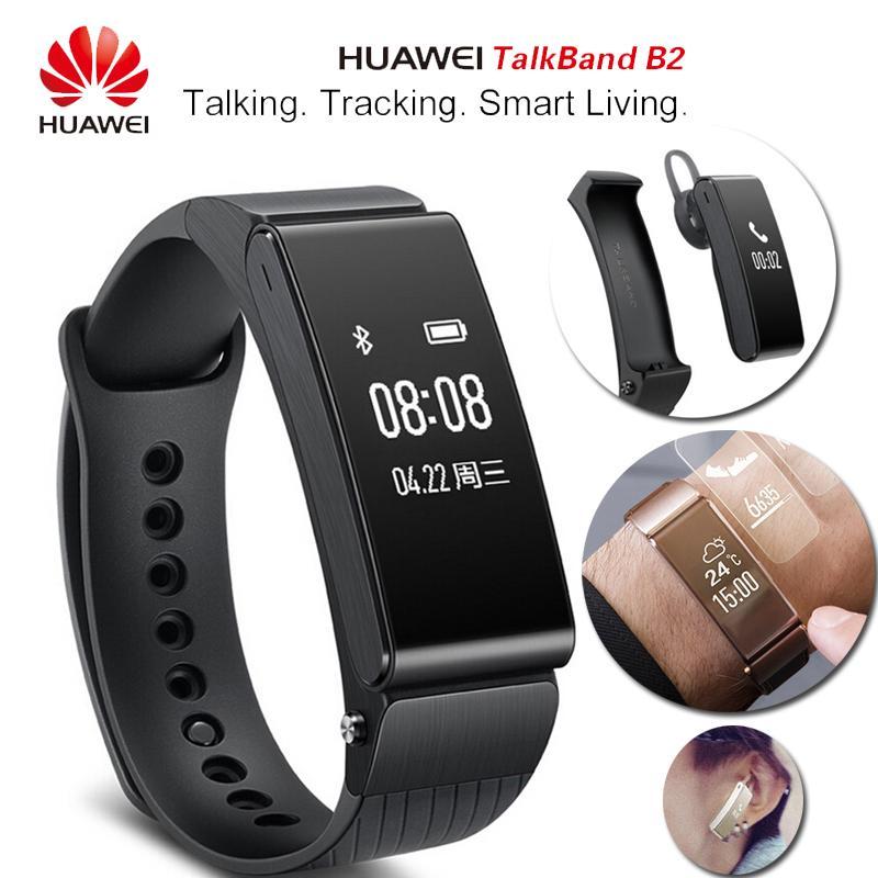 HUAWEI TalkBand B2 Bluetooth /wirstwatch 100% DHL huawei k5150 обзор