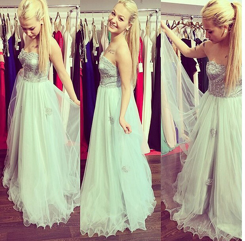 Long Evening Party Dresses For Sale 67