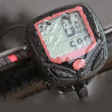 Waterproof Speedometer Odometer Bike Computer – Free Shipping