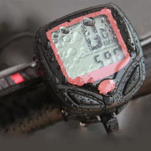 Waterproof Speedometer Odometer Bike Computer – Free Shipping