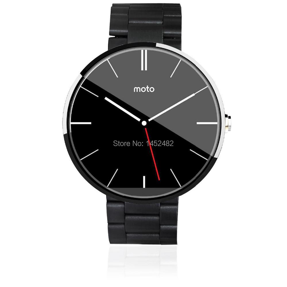 Motorola Moto 360 metal watchband Watchstrap Steel ...