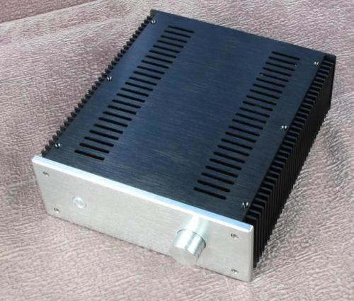 sep-store New Ver 2409-2 Full aluminum amplifier chassis/Enclosure with heatsink L154-8<br><br>Aliexpress